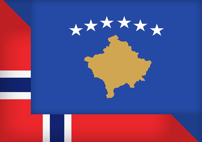 Kosovo+Norge